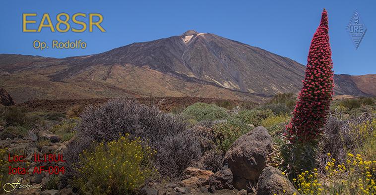 Foto del Teide