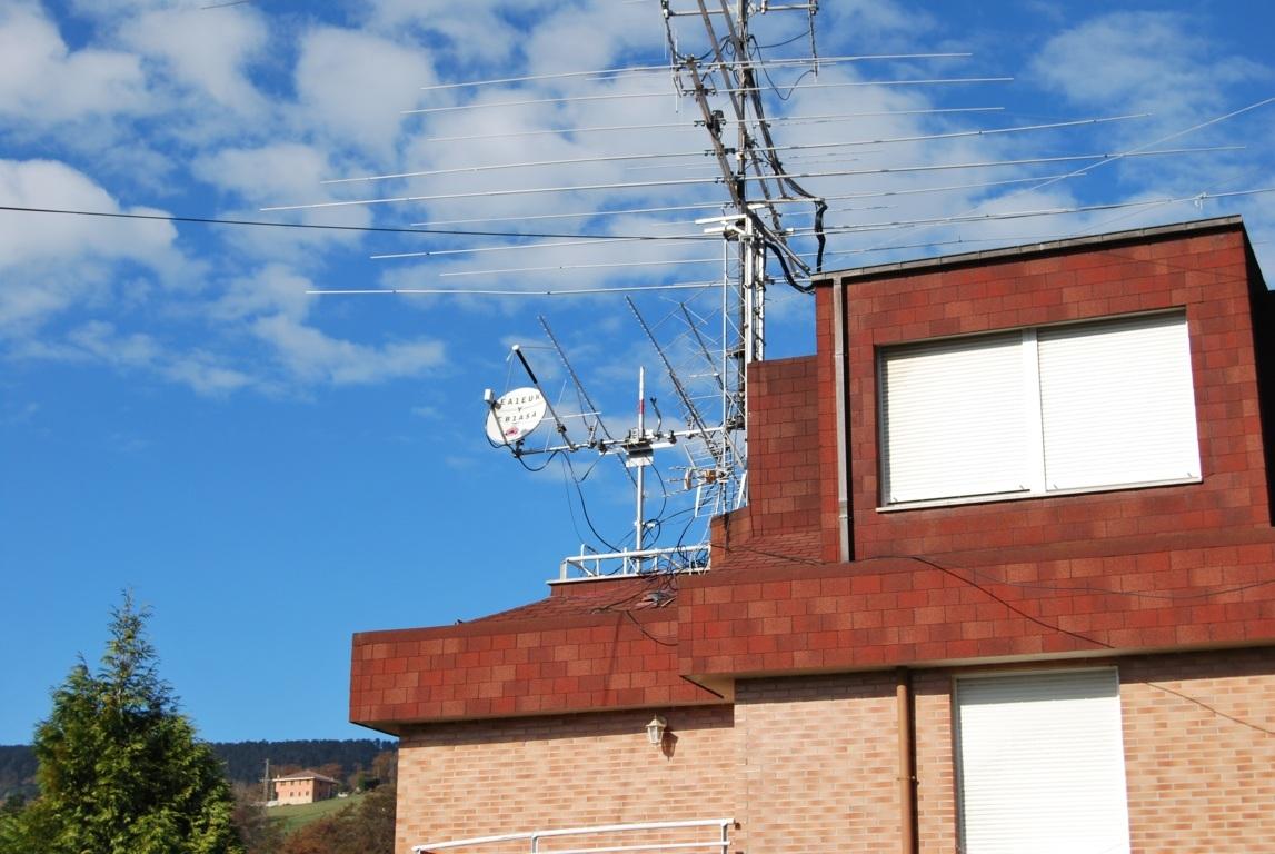 Antenas Satelite